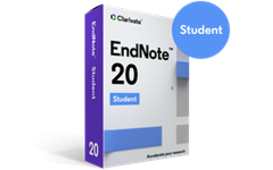 EndNote 20 Student Download