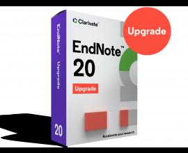EndNote 20 Upgrade Download